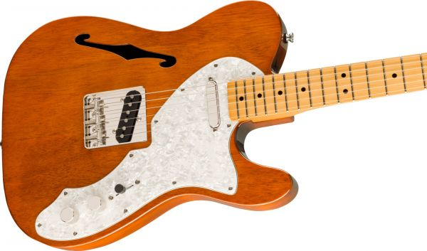 Classic Vibe '60s Telecaster® Thinline, Maple Fingerboard, Natural